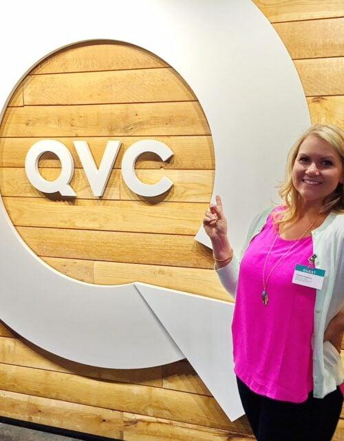 My trip to QVC
