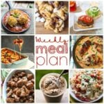 A grid of 9 pictures with different types of food