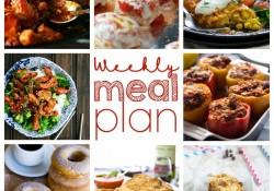 Weekly Recap Recipes