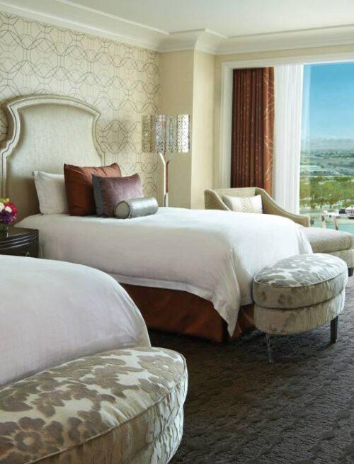 Four Season Hotel Room