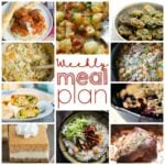 Weeksly Meal Plan 8