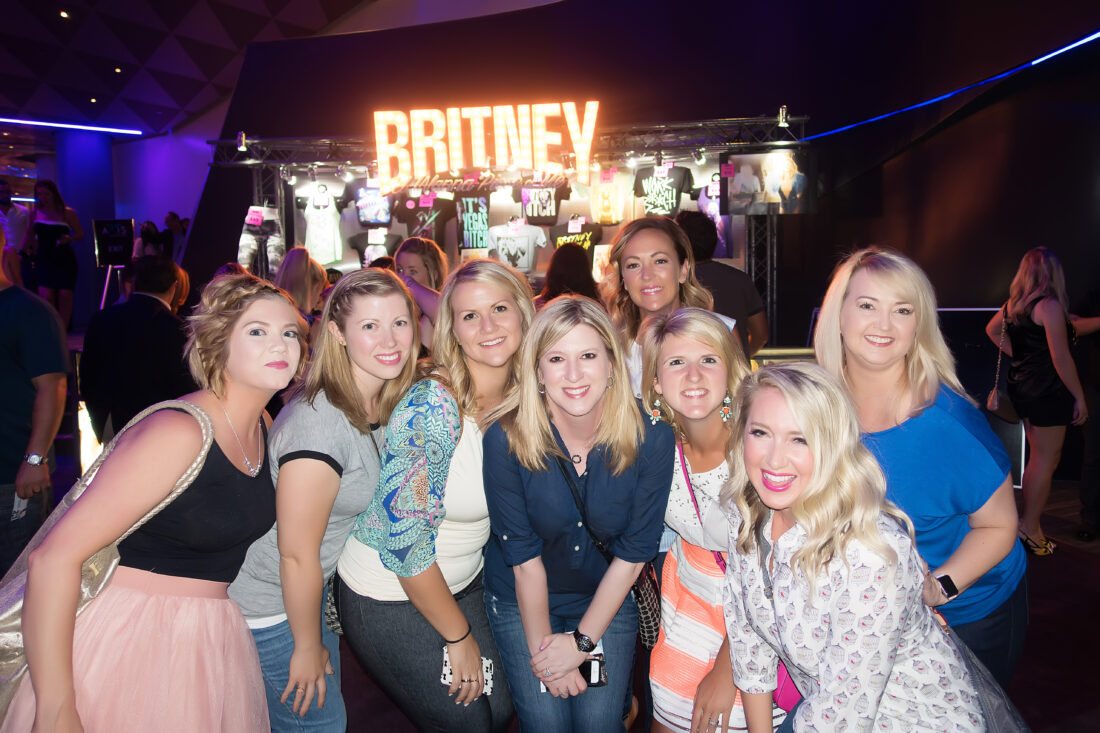 Britney Spears Concert in Las Vegas