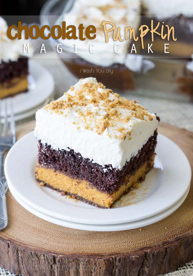 This triple layer dessert is actually crazy easy to make, and comes ...