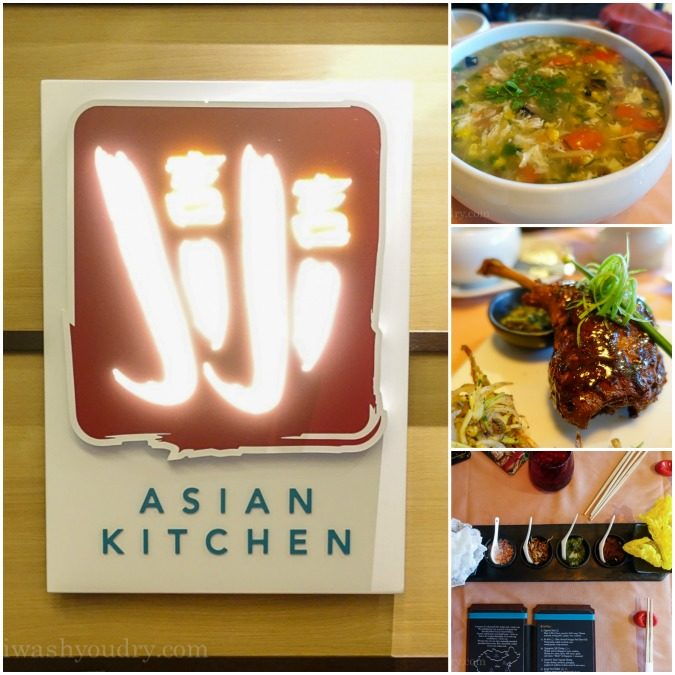 JiJi Asian Kitchen on Carnival Sunshine
