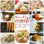 Weekly Meal Plan 16