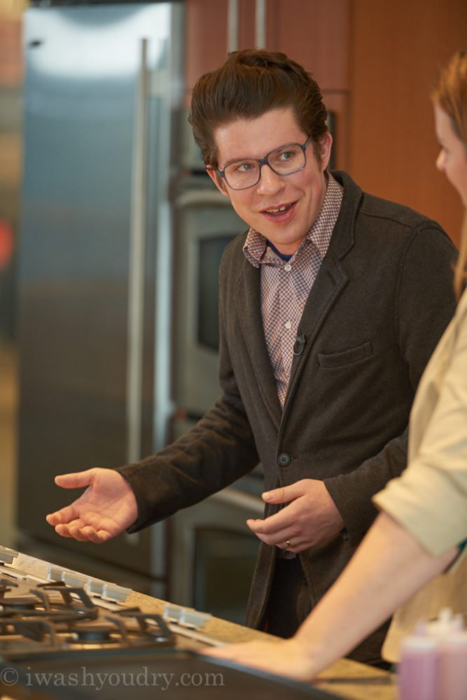 Justin Warner, The Next Food Network Star