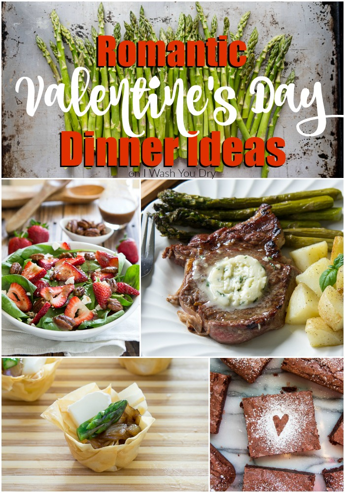Romantic dinner ideas for valentine 39 s day i wash you dry for Valentines day trip ideas