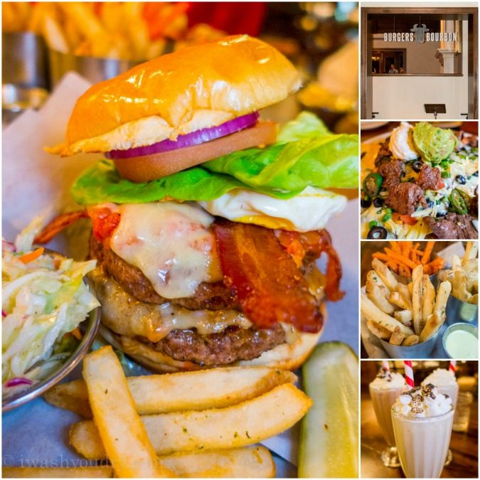 Burgers and Bourbon restaurant at Deer Valley Ski Resort