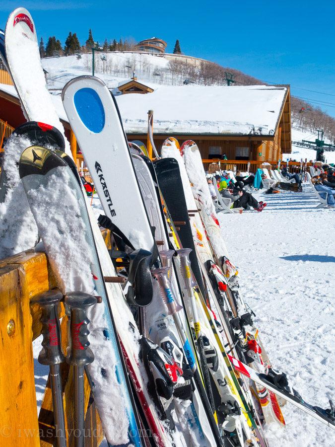 Skiing at Deer Valley Resort in Park City Utah