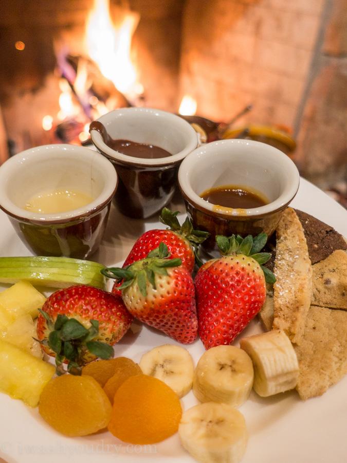 Fireside Dining at Deer Valley Ski Resort