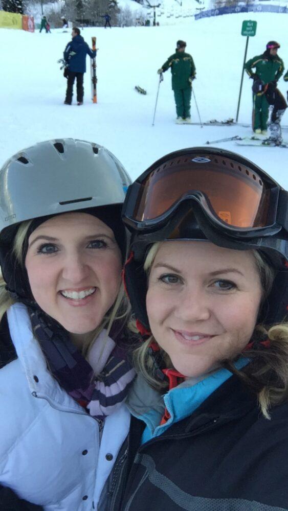 Getting ready to Ski at Deer Valley Resort