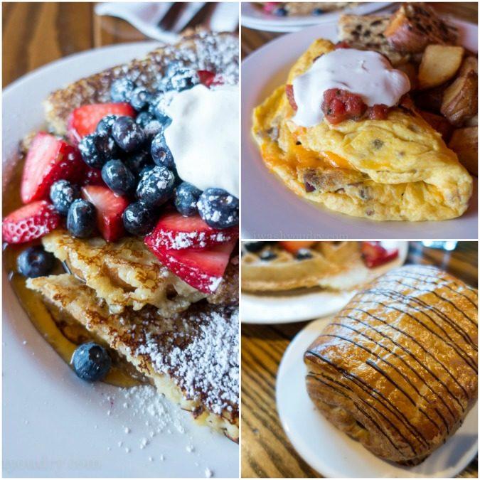 Snow Park Lodge Breakfast at Deer Valley Resort