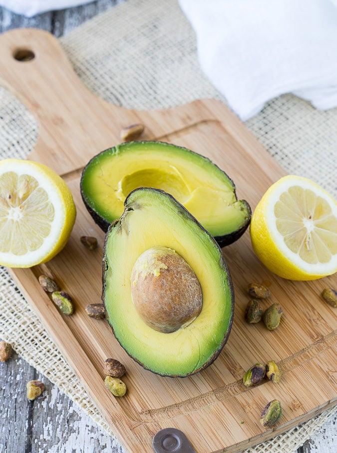 easy ice cream , so when the idea for avocado and pistachio ice cream ...