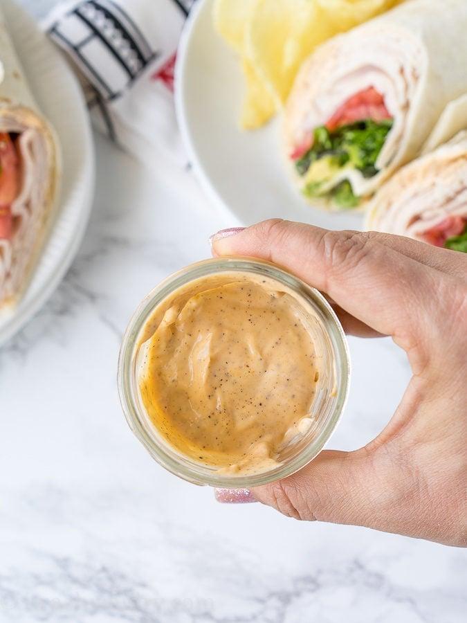 Homemade Cajun Mayo!