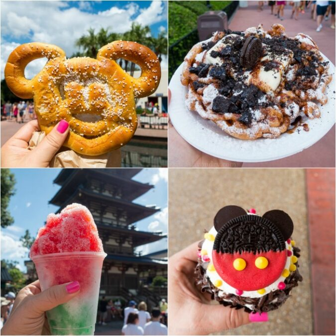 Loads of fun tips and places to get the BEST treats in Walt Disney World!