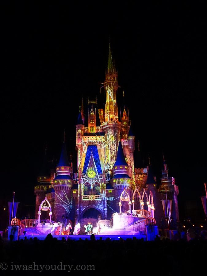Hocus Pocus performance at Walt Disney World!