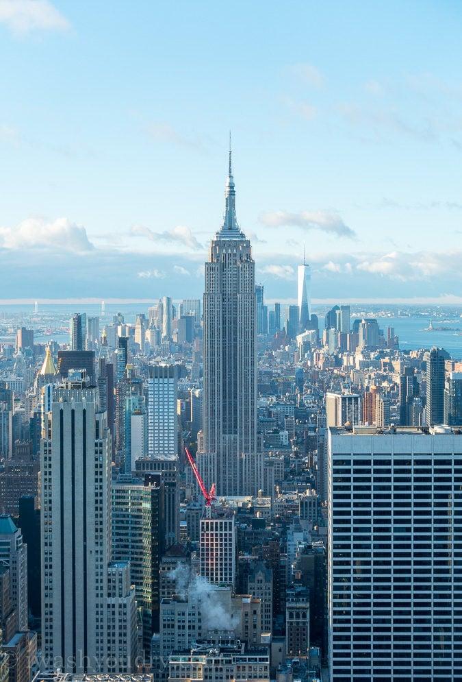 NYC Skyline, Empire State Building