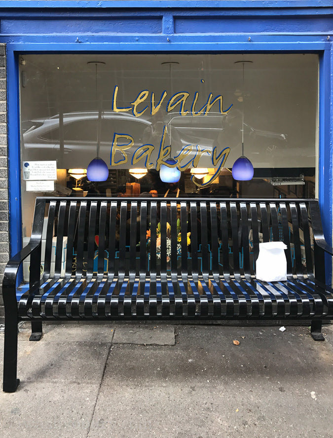 Levain Bakery in NYC! These are the best cookies ever, plus a few more bakeries that are must see on your trip!