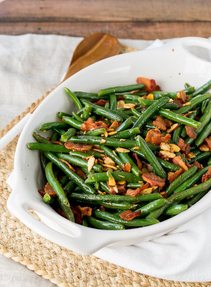 Southern Green Beans With Bacon I Wash You Dry