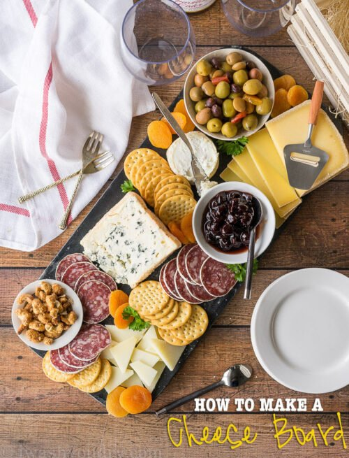 The easy guide on How To Make A Cheese Board