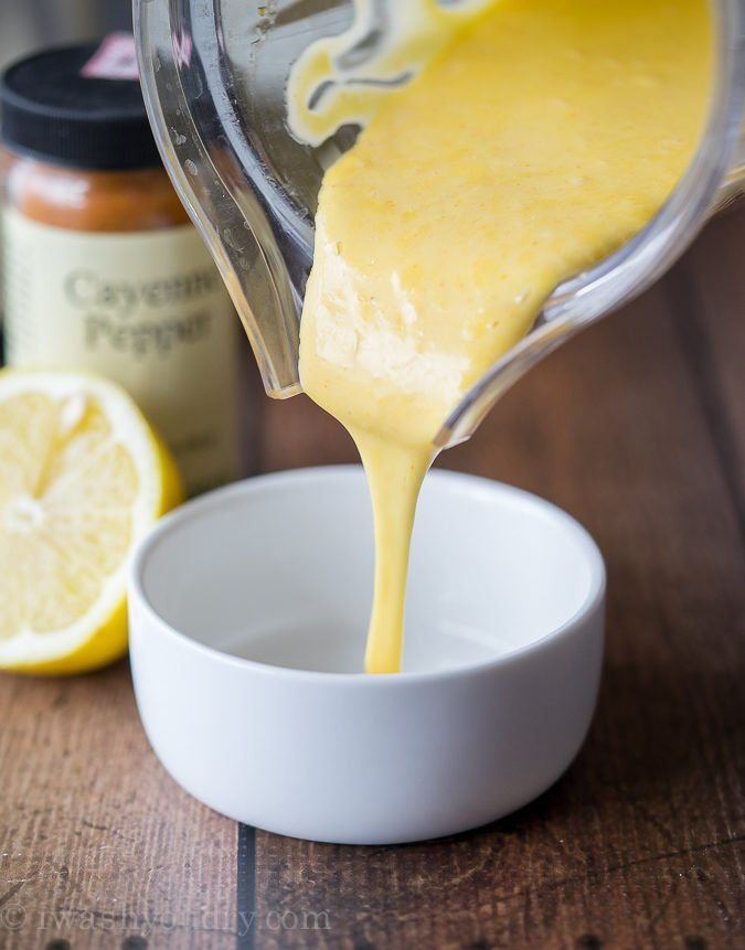 Oh my gosh! Ever since I've made this Easy Blender Hollandaise Sauce ...
