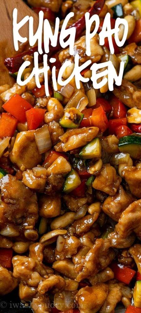 kung pao chicken copycat recipe