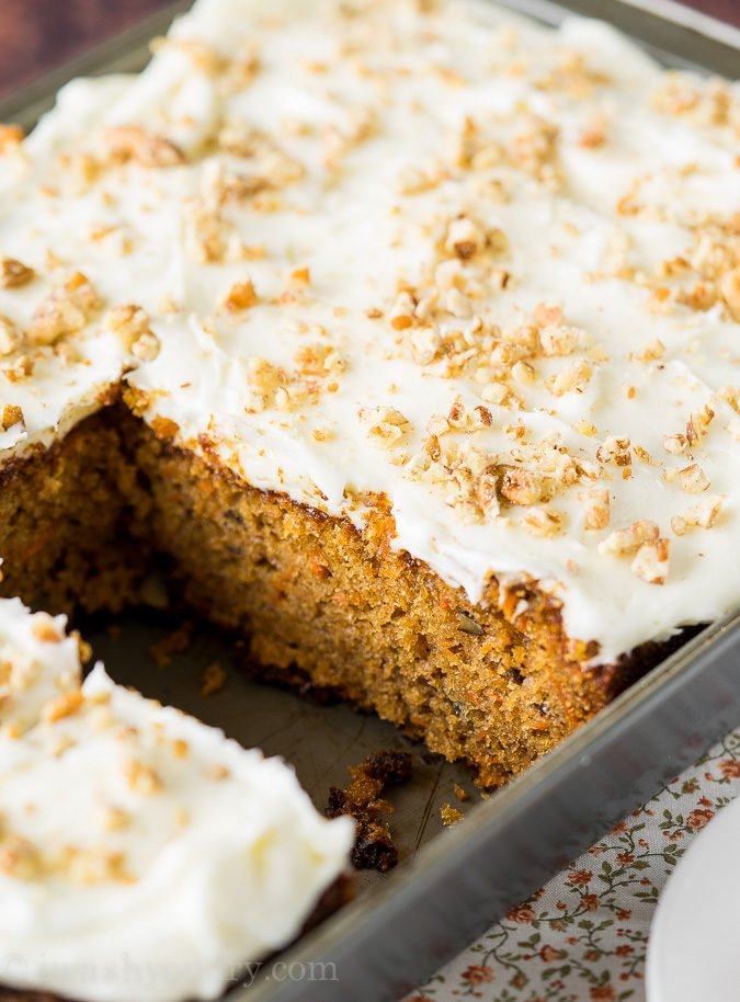 Do i have to refrigerate carrot cake with cream cheese frosting?