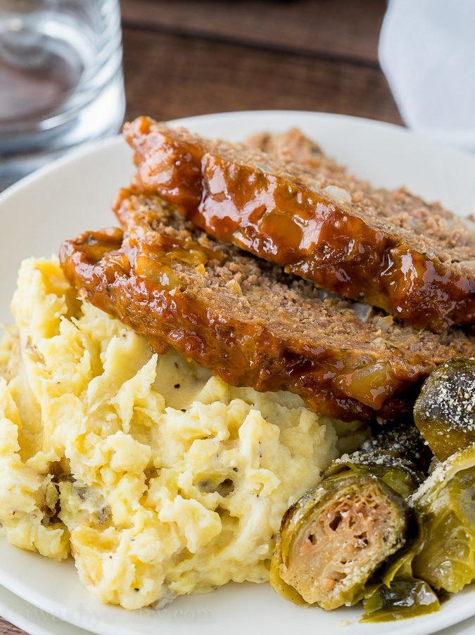 Instant Pot Meatloaf Mashed Potatoes I Wash You Dry