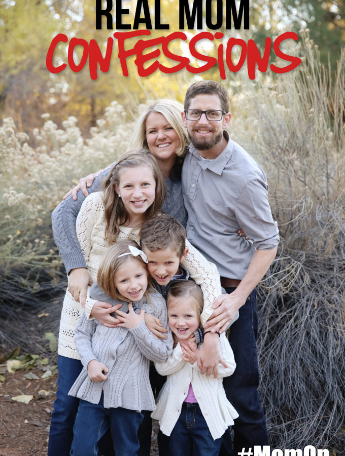 Real Mom Confessions