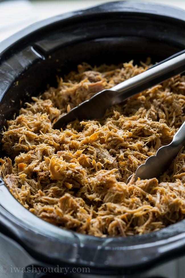 Pulled Pork Crockpot Recipe