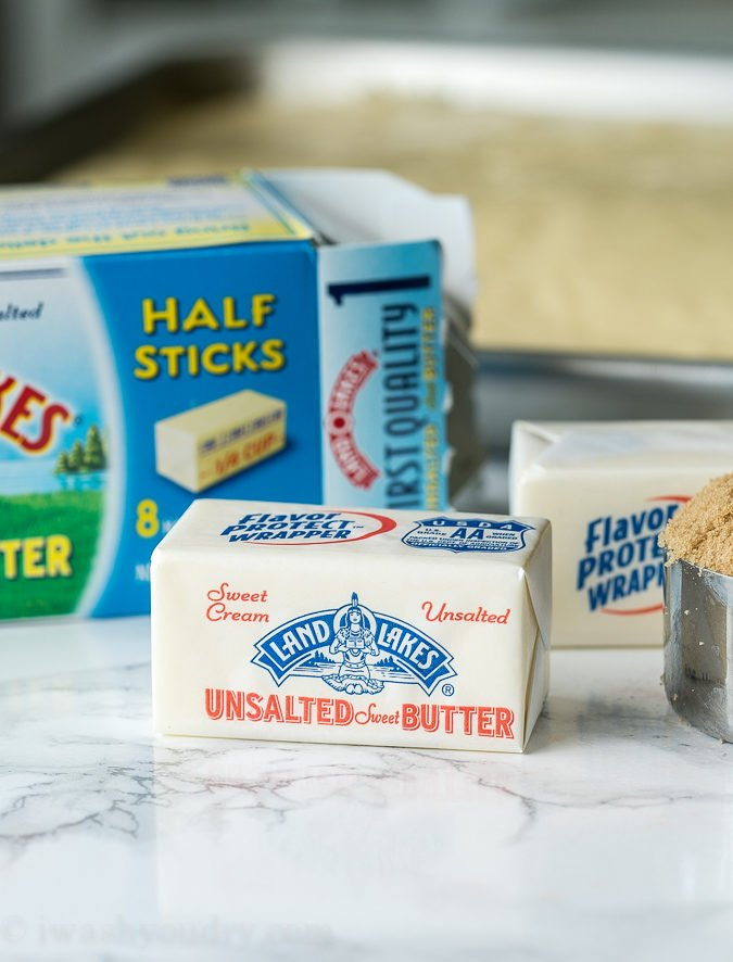 Obsessed with these super cute Land O Lakes Half Stick butters!