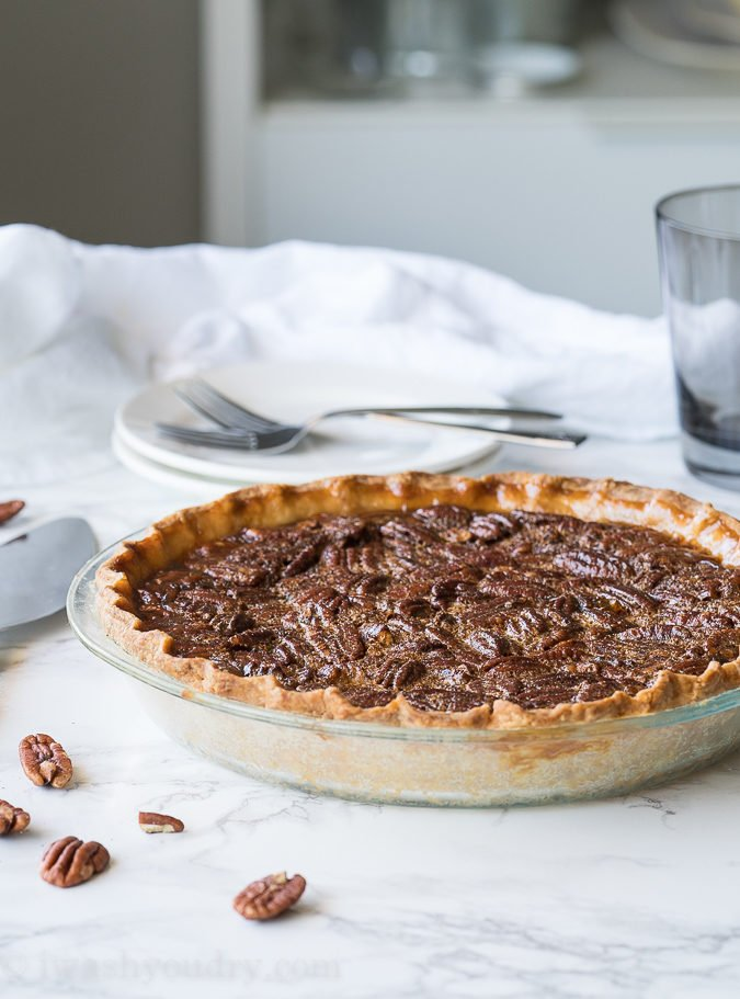 My family LOVES this Classic Pecan Pie Recipe!