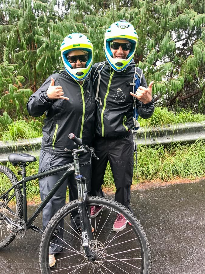 Bike ride down the Haleakala Volcano in Maui Hawaii! So fun!