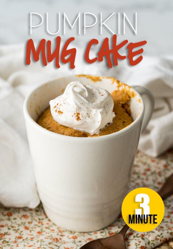 Mug Cake In Cooker