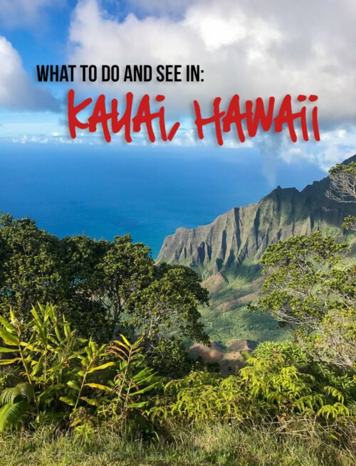 What to do and see in One Week in Kauai, Hawaii!!