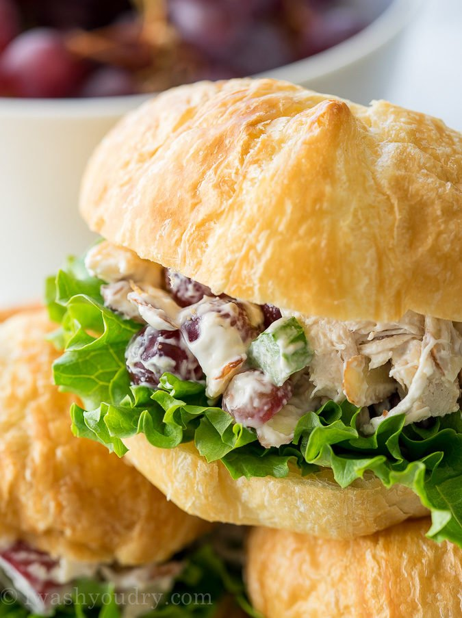 Best Chicken Salad Sandwiches