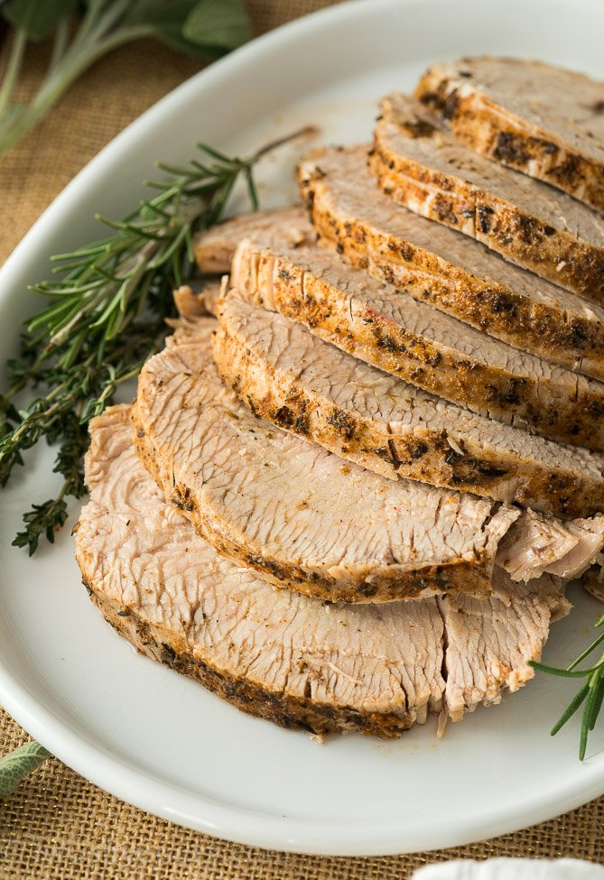Cover the Instant Pot Turkey Breast with foil and let rest for at least 10 to 15 minutes before slicing.