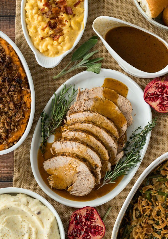 Get Thanksgiving dinner on the table in a hurry with this super quick Instant Pot Turkey Breast Recipe! Gravy recipe included!