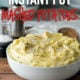 This Instant Pot Mashed Potatoes recipe is a quick and easy side dish that is ready in a fraction of time!