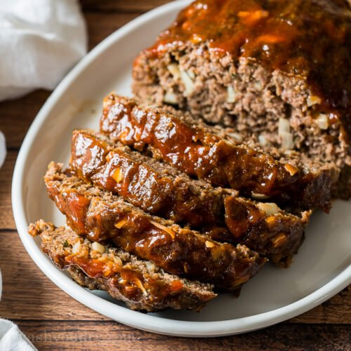Best Classic Meatloaf Recipe I Wash You Dry