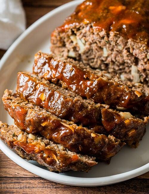 Best Classic Meatloaf Recipe