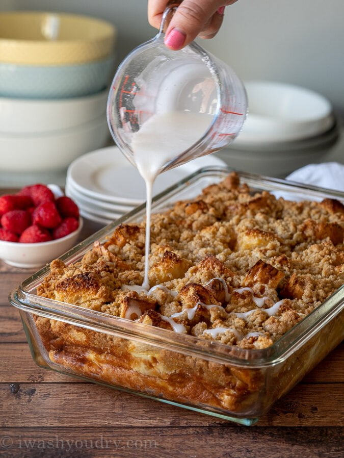 How To Make French Toast Casserole Overnight