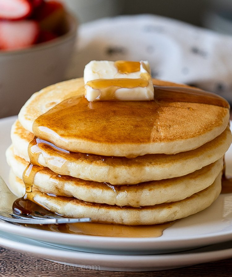 Best Classic Pancake Recipe I Wash You Dry