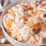 SO GOOD! I took this Orange Fluff Salad Recipe to a potluck and it was the first thing gone! Everyone raved about it and wanted the recipe!