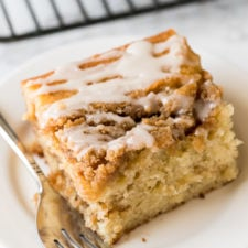 Banana Crumb Cake Recipe