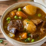 Thick and hearty Beef Stew Recipe