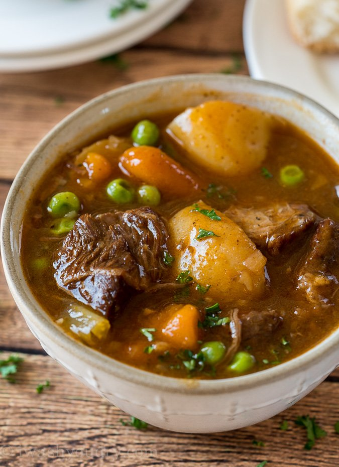 Best Instant Pot Beef Stew Recipe I Wash You Dry