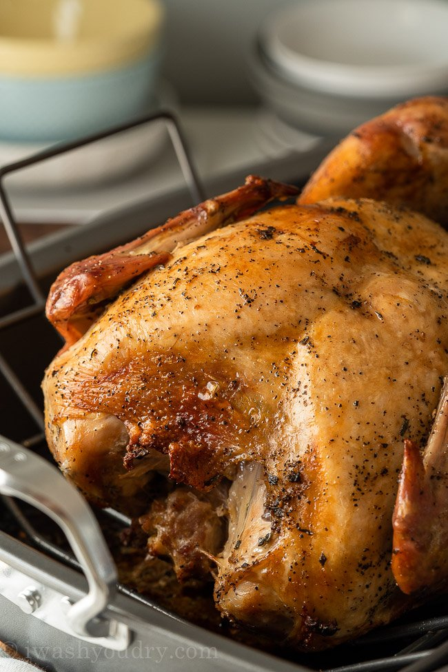 dry brine roasted turkey recipe i wash you dry dry brine roasted turkey recipe i