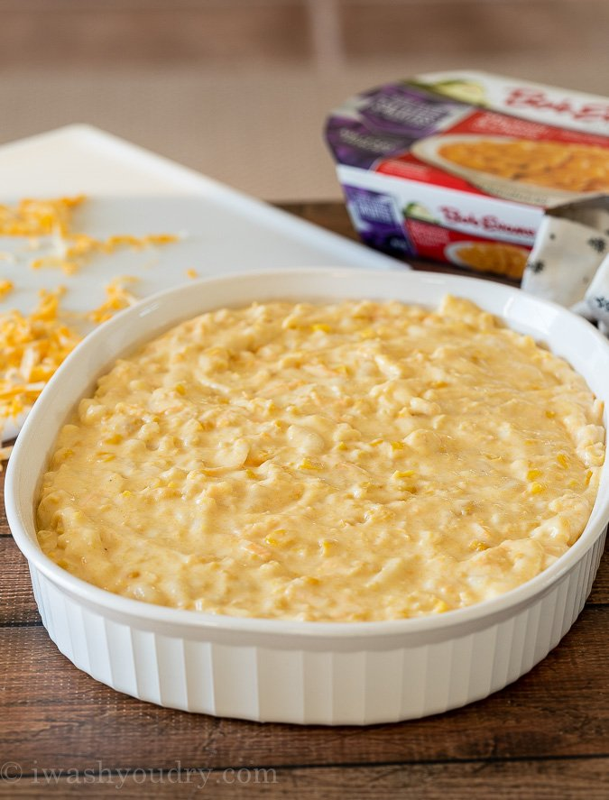 Baked Macaroni Casserole