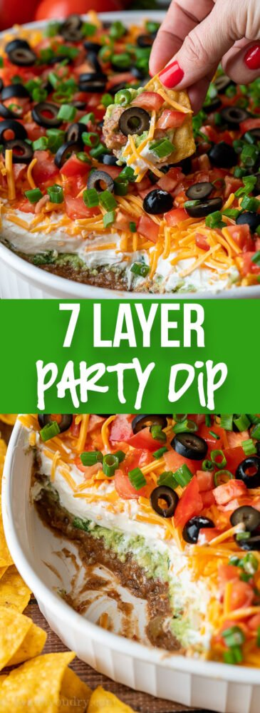 7 Layer Party Dip